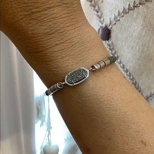 Kendra Scott druzy bracelet